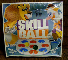 "RARE!  Vintage HASBRO GAME/TOY #9515- ""SKILL BALL"" -BOX Still sealed cellophane"