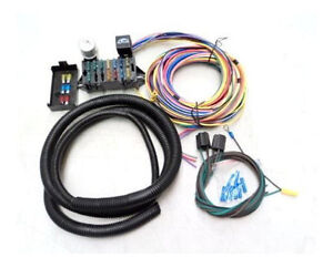 Universal Wiring Harness Kits For Cars Old on universal exhaust kit, universal grille kit, universal intercooler kit, universal bracket kit, universal aircraft harness kit, universal clutch kit, universal horn kit, universal headlight kit, universal gasket kit,