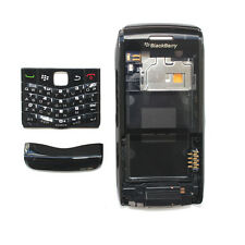 For Blackberry Pearl 9100 Bettery Cover/Frame/Keypad black