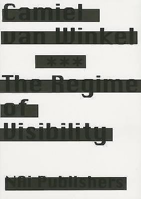 Regime of Visibility by Van Winkel, Camiel-ExLibrary