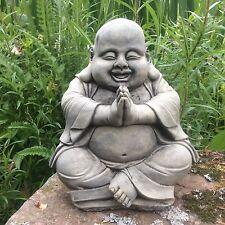 Item 1 Stone Garden Hy Praying Buddha Buddah Statue Ornament