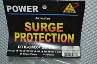One Ditek Surge Suppressor Dtk-600-3cmx Plus