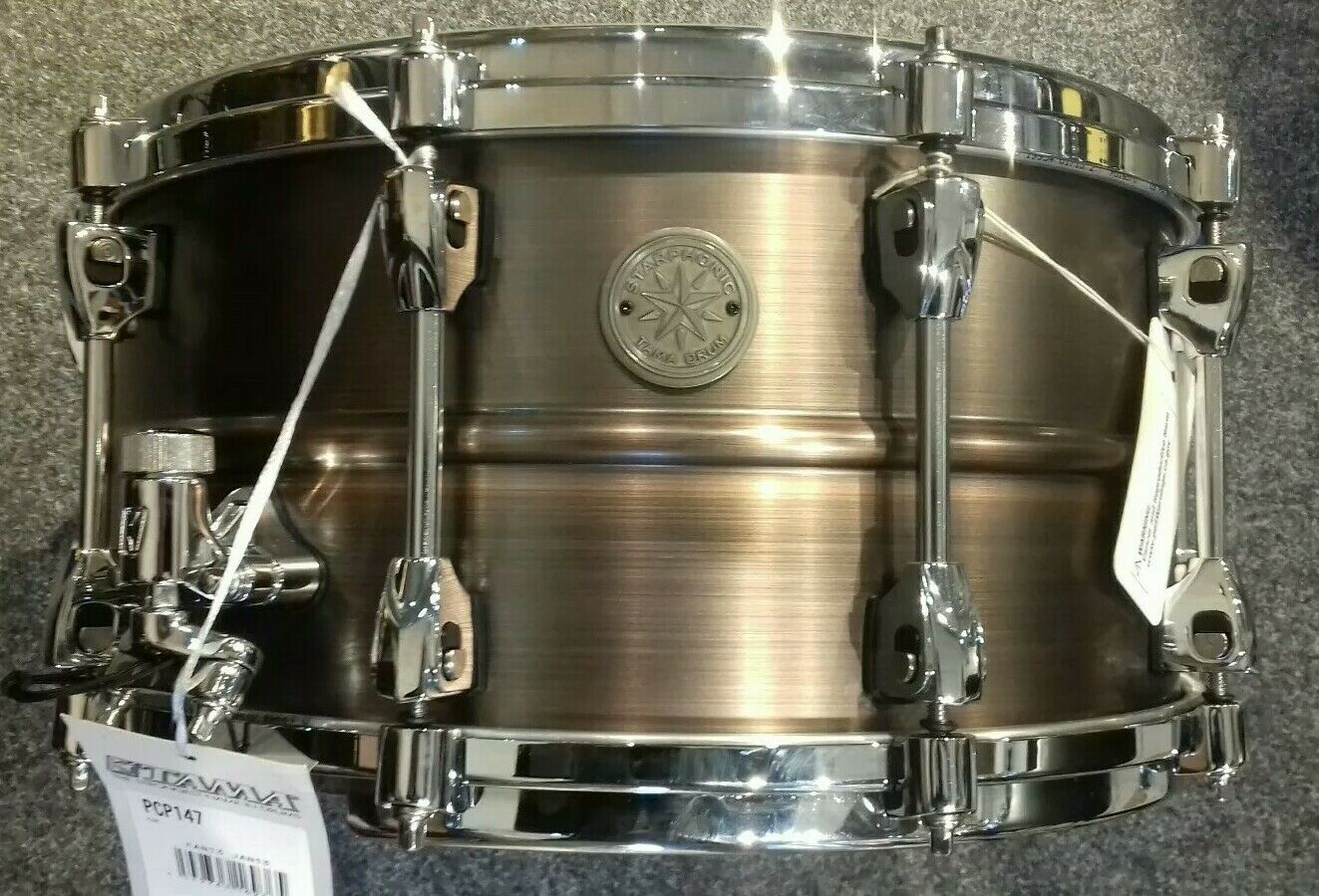 TAMA Starphonic Snarotrum 14  x 7  PCP147 Copper Shell 1x sofort lieferbar