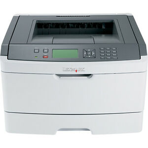 Lexmark E460dw Printer Driver