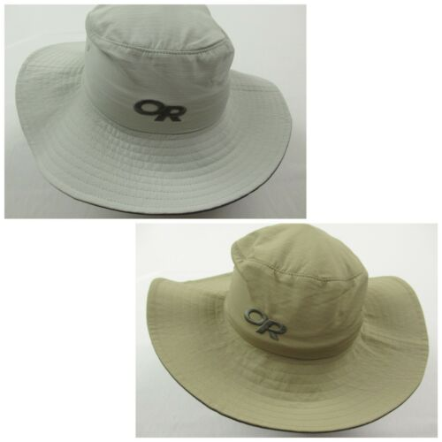 3-6years old Outdoor Research Kids/' Sandbox Sun Hat Alloy or Khaki Size M