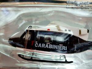 Agusta-Bell-AB412-1984-Carabinieri-Scala-1-72-Die-Cast-Elicotteri-DeAgostini