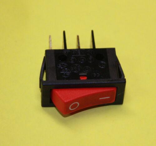 Netzschalter  2-polig 16A 250V AC für Bosch Benvenuto B20 B25 B30 B40 B60 B70