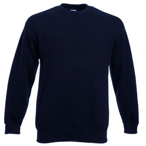 Fruit of the Loom Classic 80//20 Set-In Sweatshirt