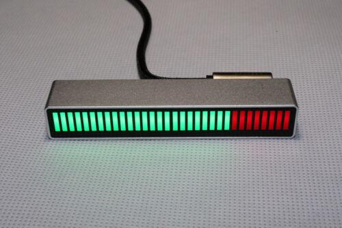 Assembled LED Music Spectrum Analyzer For MP3 PC Audio Level Indicator Meter