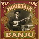 Old time Mountain Banjo 0009001353320 CD