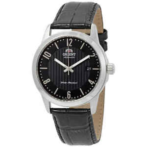 Orient-Howard-Automatic-Black-Dial-Men-039-s-Watch-FAC05006B0
