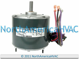 Details about GE Trane Condenser FAN MOTOR 1/5 HP 5KCP39FFN859BS on