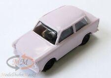 SES Trabant P-601 S Limousine Trabi DDR Osten Ostalgie rosa/flieder 1:87 - NEU