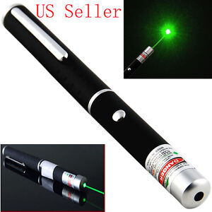 green laser beam pointer pen 5 mw 532nm astronomy ebay. Black Bedroom Furniture Sets. Home Design Ideas