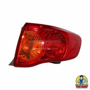 RH-Tail-Lamp-Light-Fits-Corolla-ZRE152-3-07-4-10-4Dr-Sedan