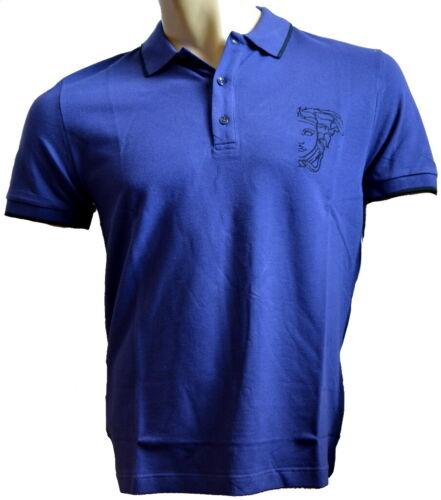 Man Jersey Polo Shirt Versace Polo T-shirt Men Short Sleeves