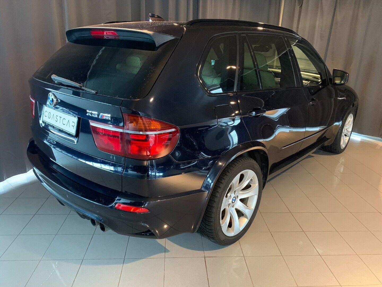 BMW X5 4,4 M aut.