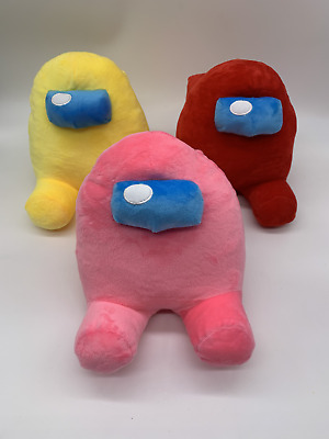 Among Us 8 Plush Super Soft Choose Color Ebay