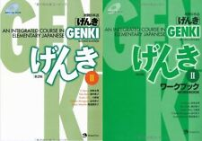 GENKI An Integrated Course in Elementary Japanese 2 Textbook + Workbook SET F/S