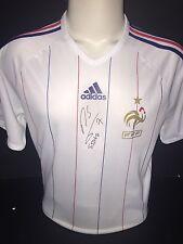 Signed Adidas Moussa Sissoko France Away Shirt