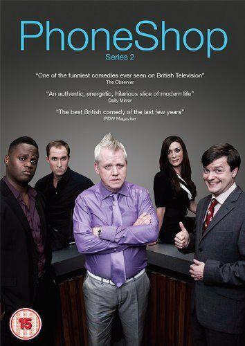 Phone Shop - Series 2 (DVD)