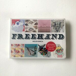 Details About Freehand Sketching Tricks And Tips Drawn From Art By Helen Birch Book