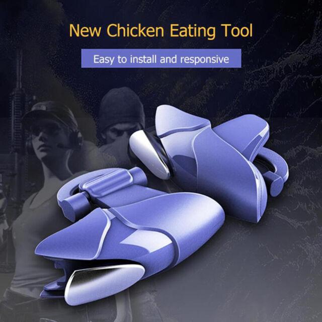 2pcs Shark Shooting Eat chicken artifact Trigger GameButton Controller Joystick