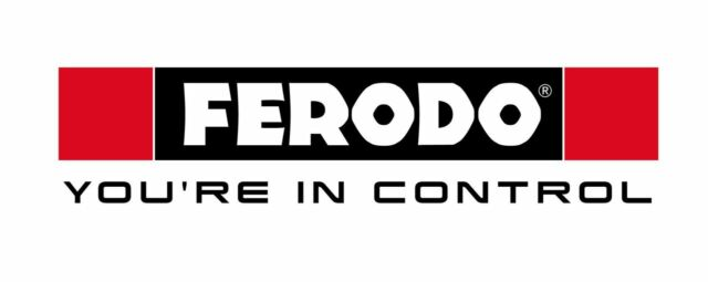 Ferodo DDF929C Rear Axle Solid Coated Brake Disc Set Replaces 1J0615301