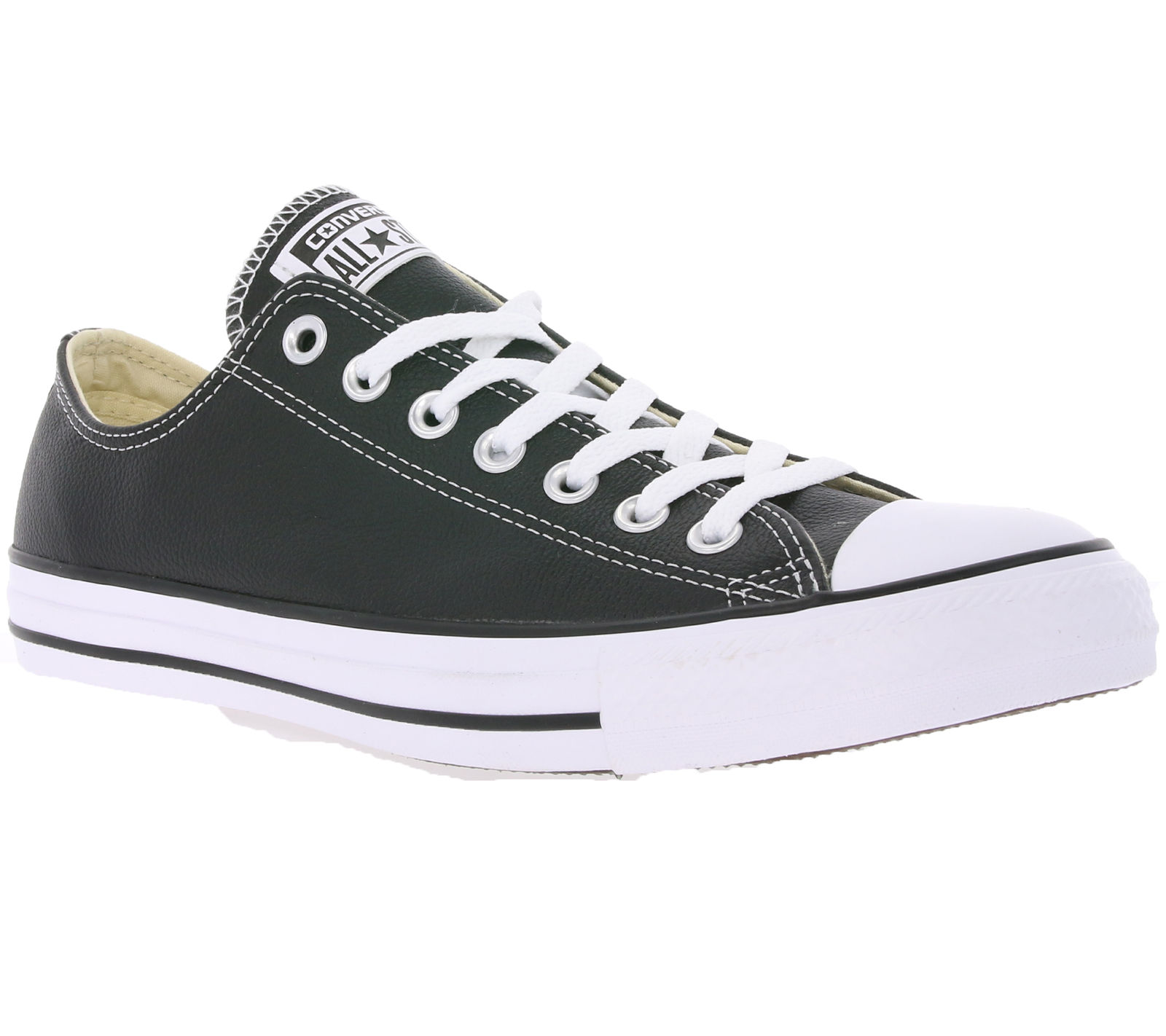 40% OFF   CONVERSE Leather CT All Star Ox Turnschuhe   UK 11 & 12