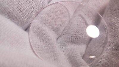 Uhren & Schmuck GüNstig Einkaufen Saphir Kristall Gebogenes 38.5mm Durchmesser,1.90mm Dickes Gemacht Für Breitling Attraktiv Und Langlebig