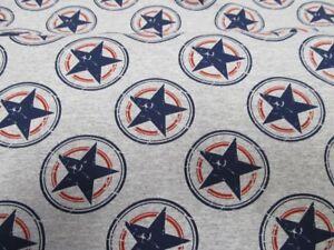 Jersey-Sommer-Sweat-Sterne-150-cm-blau-grau