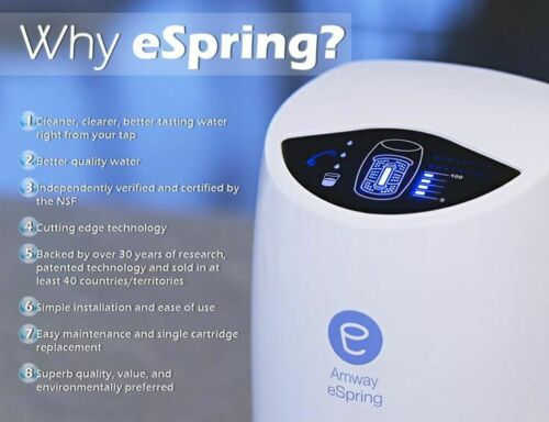 Water Treatment System with Auxiliary Tap eSpring™ - Original Price £852.90