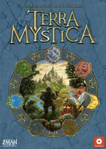 Terra Mystica BOARD GAME (NUOVO)