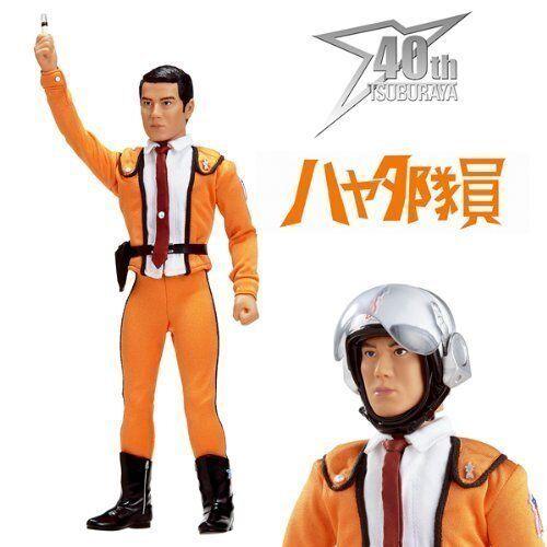 Five Star Toy Hayata members Ultraman Birth 40th Anniversary Action Figure