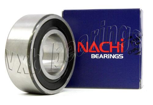 5202-2NSL Nachi Angular Contact 15x35x15.9 15mm//35mm//15.9mm Double Ball Bearings