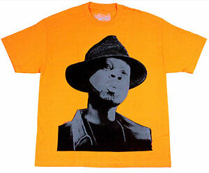The-Originators-J-Dilla-orange-t-shirt-BNWT-Undefeated-The-Hundreds-streetwear