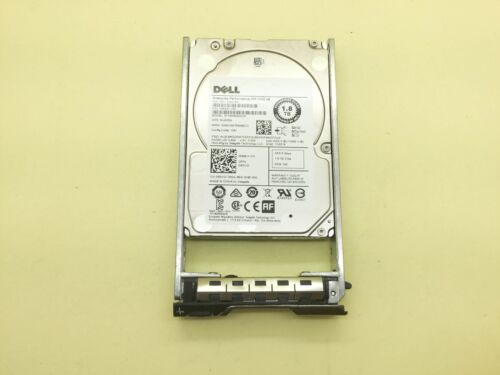"43N12 Dell 1.8TB SAS 10K 2.5/"" 6Gbps Drive ST1800MM0018 043N12"