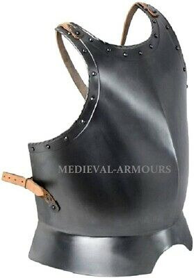 Medieval steel 15th century groin guard for men