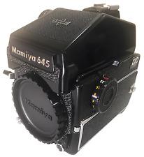 Mamiya M645 1000S Medium Format Film Camera