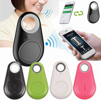 New 1Pcs Bluetooth Smart Finder Tracer GPS Locator Tag Alarm Wallet Key Tracker