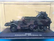 "DIE CAST ""M16 MGMC AACHEN (GEMRANY) - 1944"" MEZZI MILITARI SCALA 1/43"