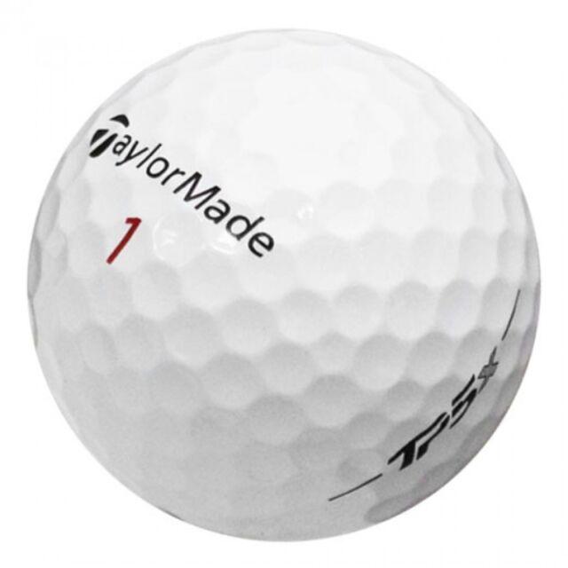 24 Taylormade TP5X Near Mint Used Golf Balls AAAA