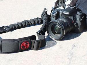 StatGear-BOOMR-DSLR-Camera-Bungee-Neck-Shoulder-Strap-Fits-Most-Popular-Cameras