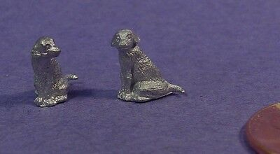 O SCALE On3/On30 WISEMAN MODEL SERVICES DETAIL PARTS #O241 SMALL MUTT DOGS