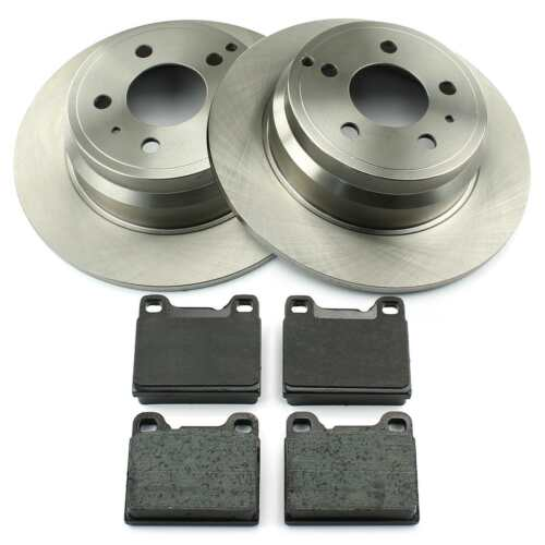Bremsscheiben Bremsbeläge hinten 295mm voll Volvo 850 LS LW 940 C70 S70 V70