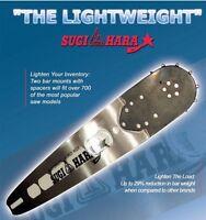 20 Sugihara Lightweight Weight Chainsaw Bar For Stihl Chainsaws
