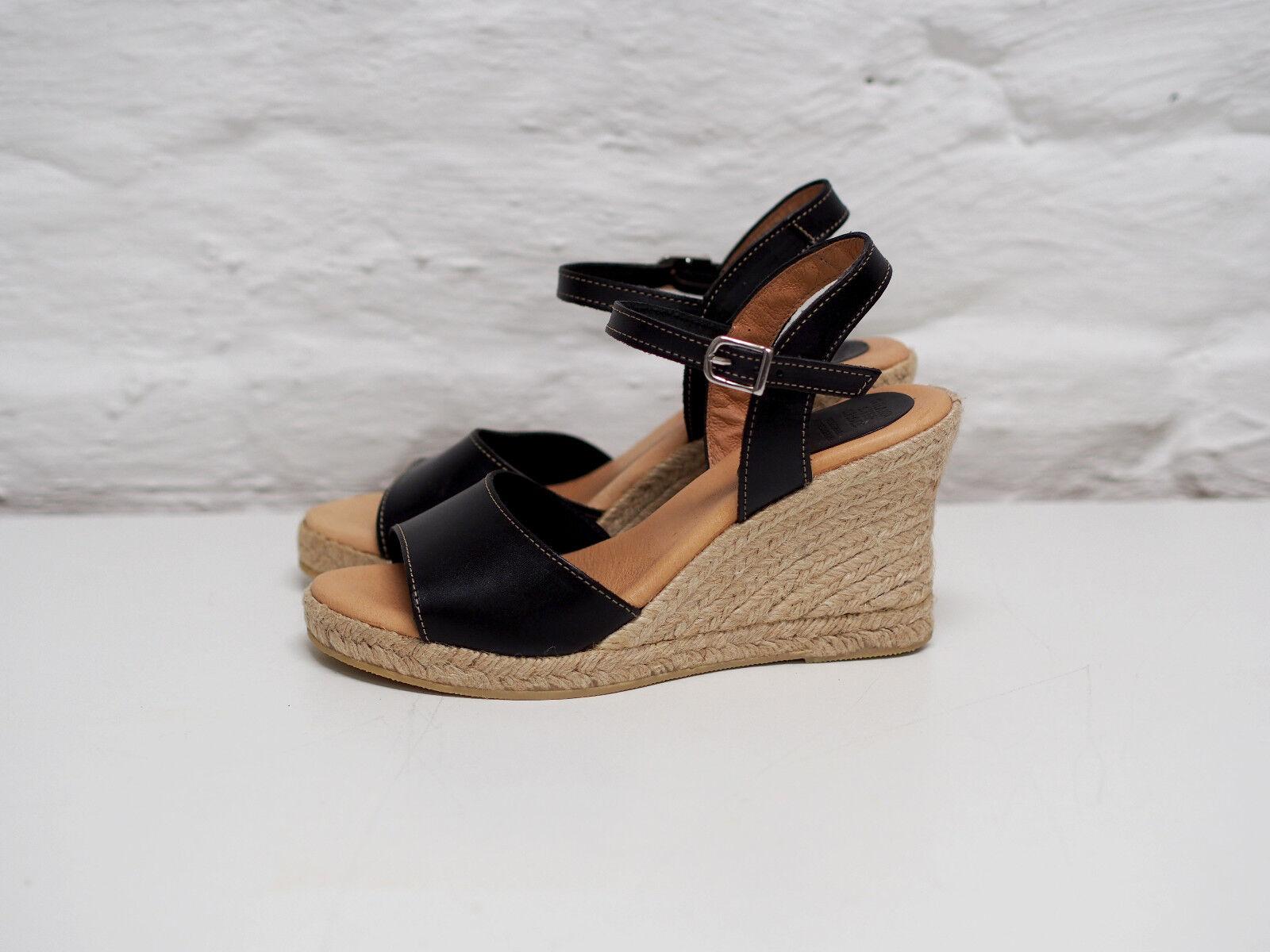Damen Sandalen aus pflanzlich gegerbtem Leder Leder gegerbtem d07c00