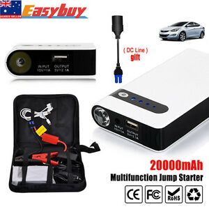 20000mAh-Portable-Car-Jump-Starter-Vehicle-Battery-Charger-Emergency-Power-Bank