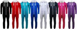 Jumpsuit Overall Jogger Einteiler Jogging Anzug Trainingsanzug Damen Herren