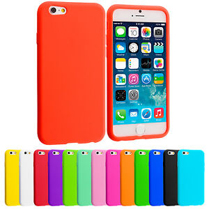 custodia apple iphone 6 silicone